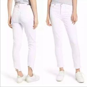 Citizens of Humanity Rocket Crop Skinny Jeans 26